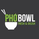 Pho Bowl Menu