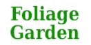 Foliage Garden Menu