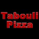 Tabouli Pizza Menu