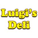 Luigis Deli Menu