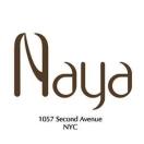 Naya Mezze & Grill Menu