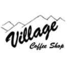 Village Coffee Shop Menu