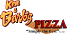 Barb's Pizza Menu