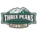 Three Peaks Deli & Grill Menu