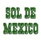 Sol De Mexico Menu