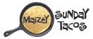 Maizey Sunday Tacos Menu