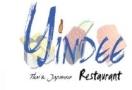 Yindee Restaurant Menu