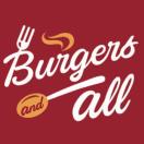 Burgers and All Menu