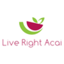 Live Right Acai Menu