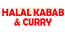 Halal Kabab and Curry Menu