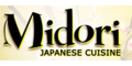 Midori Sushi Menu