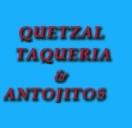Quetzal Taqueria and Antojitos Menu