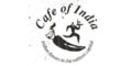 Cafe of India Menu