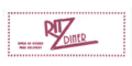 Ritz Diner Menu