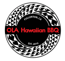 Ola Hawaiian BBQ Menu