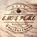 Emo's Place Cafe Menu