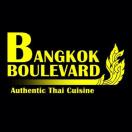 Bangkok Boulevard Menu