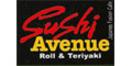 Sushi Avenue Menu