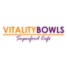 Vitality Bowls - Cupertino Menu
