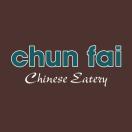 Chun Fai Chinese Eatery Menu