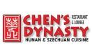 Chen's Dynasty Menu