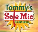 Tommy's Sole Mio Italian Grille Menu