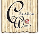 Christina Wan's Mandarin House Menu