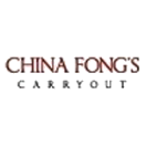 China Fong's Carryout Menu
