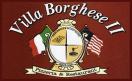 Villa Borghese II Menu