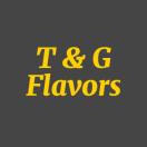 T&G Flavors Inc Menu