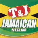 T & J Jamaican Flava Menu