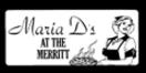 Maria D's Menu