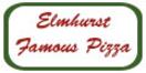 Elmhurst Famous Pizza (Elmhurst) Menu