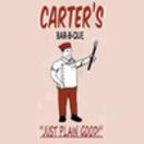 Carter's BBQ Menu