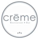 Creme Restaurant and Bar Menu