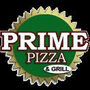 Prime Pizza and Grill Menu
