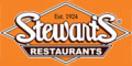 Stewart's Root Beer Menu
