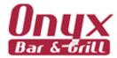 Onyx Bar & Grill  Menu