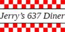 Jerry's 637 Diner Menu
