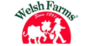 Welsh Farms Menu