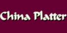 China Platter Menu