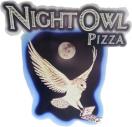Night Owl Pizza Menu