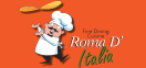 Roma D Italia Menu