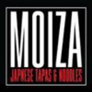 Moiza Tapas & Japanese Noodle Menu