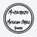 Monte Cristo Mexican Grill Menu
