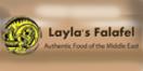 Layla's Falafel Menu