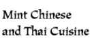 Mint Chinese and Thai Cuisine Menu
