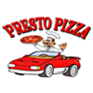 Presto Pizza Menu
