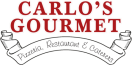 Carlo's Gourmet Pizzeria Menu