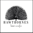 Hawthornes Beer Cafe Menu